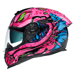 NEXX SX.100R Abisal ροζ μπλε