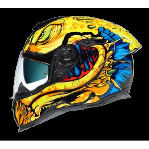 NEXX SX.100R Abisal κίτρινο μπλε