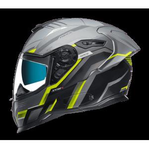 NEXX SX.100R Gridline γκρι neon κίτρινο ματ
