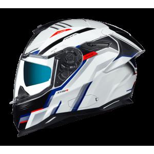 NEXX SX.100R Gridline άσπρο μπλε ματ