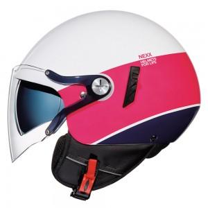 NEXX SX.60 Smart 2 λευκό ροζ