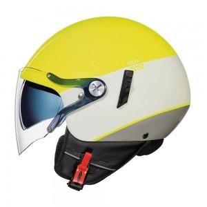 NEXX SX.60 Smart 2 κίτρινο λευκό