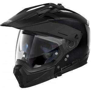 Nolan N70-2 X Special N-Com μαύρο γυαλιστερό