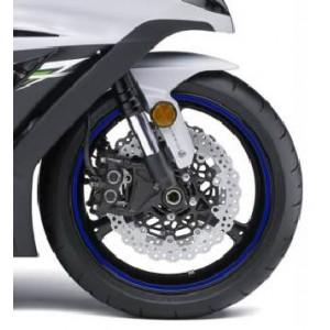 Ταινία τροχών One Design με οδηγό μπλε ανακλαστική
