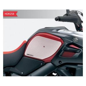 Πλαϊνά προστατευτικά ντεποζίτου έλξης One Design HDR Suzuki DL 1000 V-Strom/XT 14- διάφανα