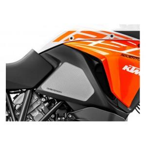 Πλαϊνά προστατευτικά ντεποζίτου έλξης One Design HDR KTM 1290 Super Adventure S/T/R διάφανα