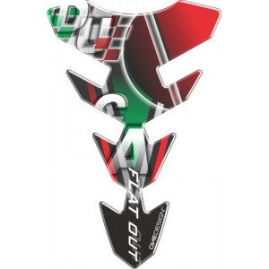 Tankpad One Design Expression slim Ducati