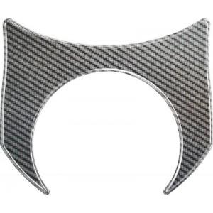 Κάλυμμα πλάκας τιμονιού One Design Suzuki DL 650-1000 V-Strom 12-14 carbon look