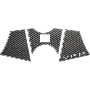 Κάλυμμα πλάκας τιμονιού One Design Honda VFR 1200 -16 carbon look