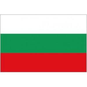 Αυτοκόλλητο σημαία Βουλγαρίας