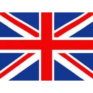 Αυτοκόλλητο σημαία Μεγάλης Βρετανίας
