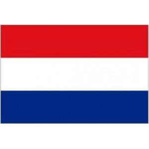 Αυτοκόλλητο σημαία Ολλανδίας