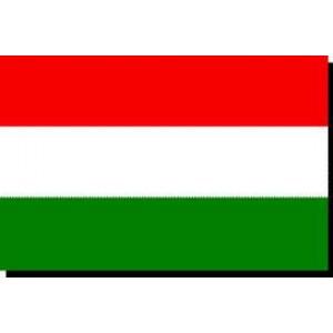 Αυτοκόλλητο σημαία Ουγγαρίας