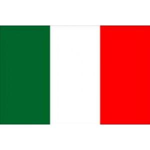 Αυτοκόλλητο σημαία Ιταλίας