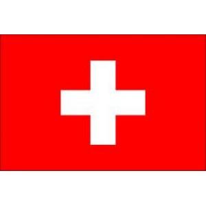 Αυτοκόλλητο σημαία Ελβετίας