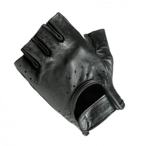 Γάντια Ozone Rascal κοφτά μαύρα