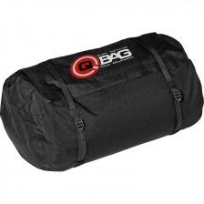 Αδιάβροχος κυλινδρικός σάκος Q-Bag Superdeal II 50 lt. μαύρος