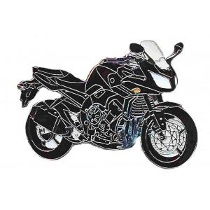 Pin (καρφίτσα) Yamaha Fazer 800 μαύρο (μπρελόκ)