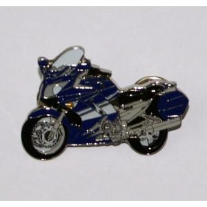 Pin (καρφίτσα) Harley Davidson κινητήρας V ασημί (μπρελόκ)