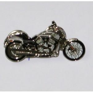 Pin (καρφίτσα) Harley Davidson V-rod μαύρο-ανθρακί (μπρελόκ)