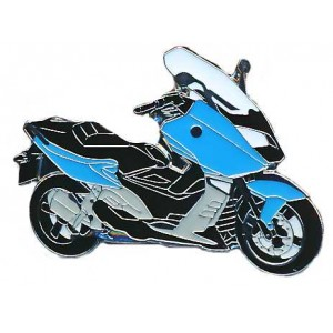 Pin (καρφίτσα) BMW C 600 μπλε (μπρελόκ)