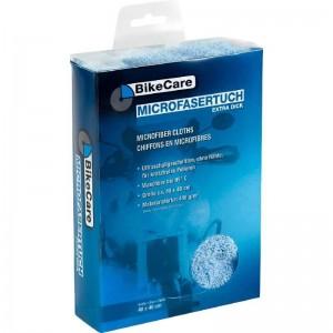 Πανάκι καθαρισμού Bike Care Microfiber ''Extra Thick'' 40 x 40 εκ. μπλε