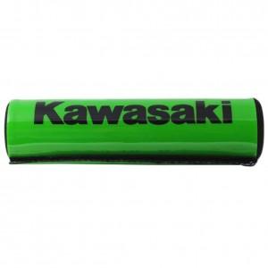 Σφουγγαράκι τιμονιού Kawasaki πράσινο (βινυλίου)