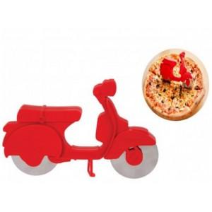 Κόφτης pizza scooter κόκκινος