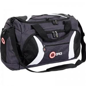 Σάκος Q-Bag Sport 40 lt. μαύρο γκρι λευκό
