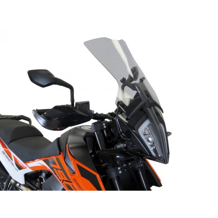 Ζελατίνα Flip Powerbronze KTM 890 Adventure/R ελαφρώς φιμέ