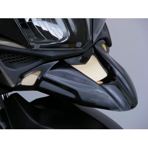 Ρύγχος - Μύτη Powerbronze Suzuki DL 1000 V-Strom -11 μαύρη ματ-ασημί