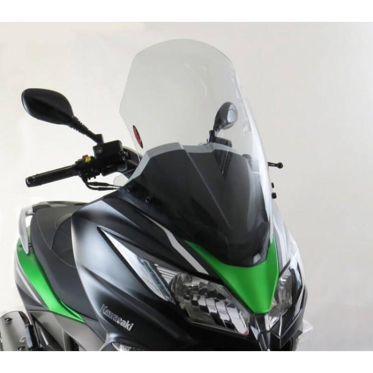 Ζελατίνα Flip Powerbronze Kawasaki J 300 ελαφρώς φιμέ