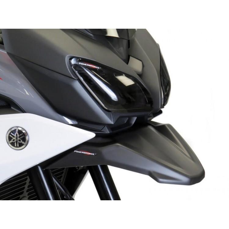 Ρύγχος - Μύτη Powerbronze Yamaha MT-09 Tracer/GT 18- μαύρο γυαλιστερό