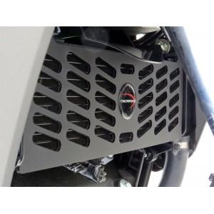 Προστατευτικό ψυγείου (πλαστικό) Powerbronze Honda VFR 800 CrossRunner 15- κόκκινο