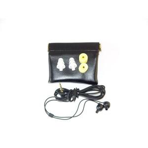 Ακουστικά σύνδεσης ωτοασπίδα mp3/FM/κινητά τηλ. Starcom1