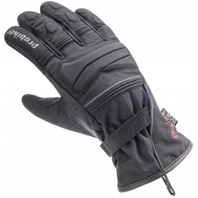 Γάντια PROBIKER  Season 80 μαύρα