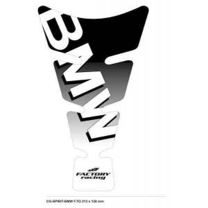 Tankpad Puig BMW Spirit μαύρο - διάφανο