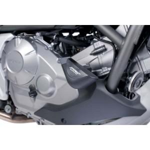 Προστατευτικά μανιτάρια Puig Pro Honda NC 700-750 S/X μαύρα