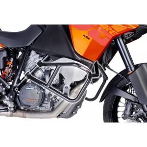 Προστατευτικά κάγκελα Puig KTM 1190 Adventure μαύρο