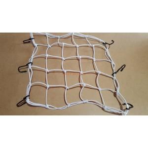 Δίχτυ με 6 γάντζους Puig άσπρο