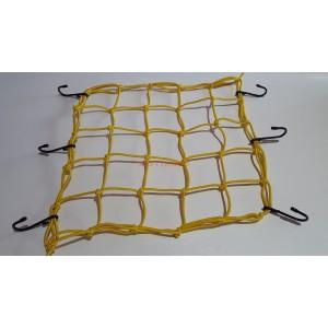 Δίχτυ με 6 γάντζους Puig κίτρινο