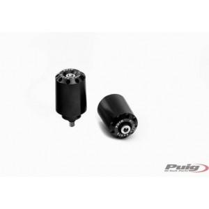 Αντίβαρα τιμονιού μακρυά Puig Honda CB 650 R Neo Sports Cafe μαύρα