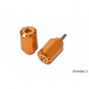 Αντίβαρα τιμονιού μακρυά Puig Honda CB 650 R Neo Sports Cafe χρυσά