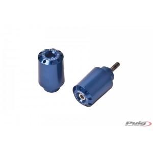 Αντίβαρα τιμονιού μακρυά Puig Kawasaki Z 900 μπλε
