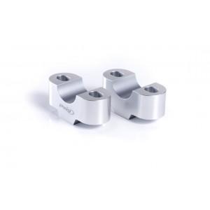 Αποστάτες Puig 20mm για τιμόνια Ø22mm μαύροι