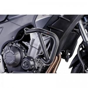 Προστατευτικά κάγκελα Puig Honda CB 500 X 19- μαύρα