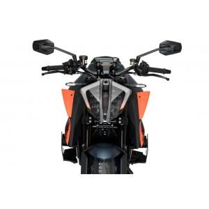 Φτεράκια κάθετης δύναμης Puig KTM 1290 Super Duke R 20- μαύρα