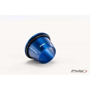 Τάπα εξάτμισης Puig Yamaha T-MAX 530 -16 μπλε