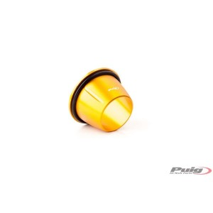 Τάπα εξάτμισης Puig Yamaha T-MAX 530 -16 χρυσή