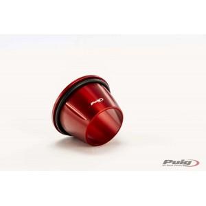 Τάπα εξάτμισης Puig Yamaha T-MAX 530 -16 κόκκινο
